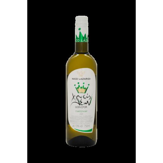 LION DOR - Vin alb - Nico Lazaradi