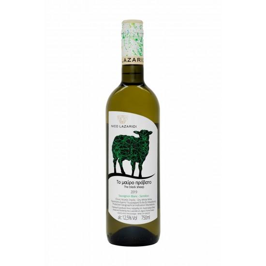 THE BLACK SHEEP - Vin alb - Nico Lazaradi